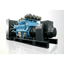 PUSH-MTU series diesel generator set